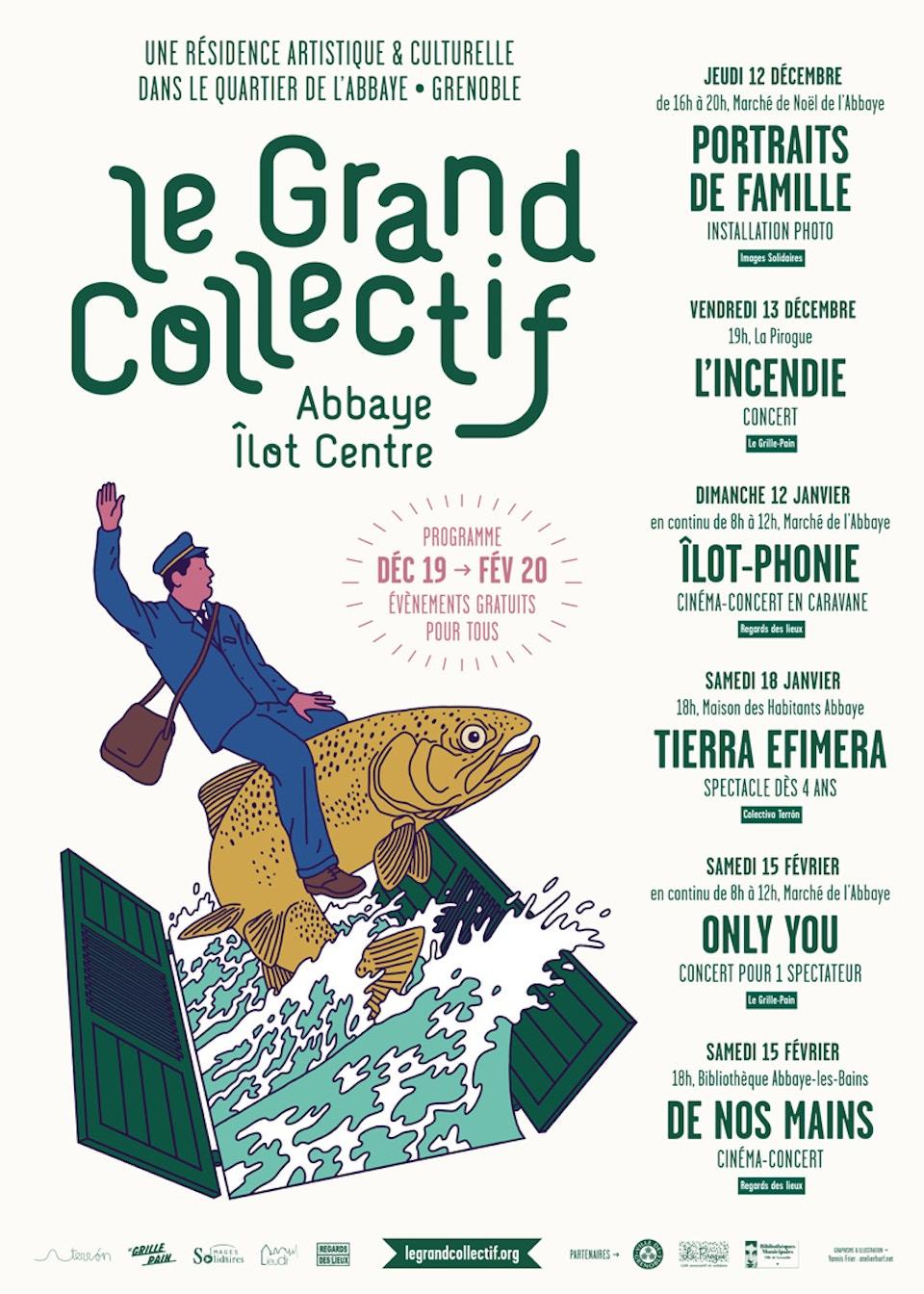 Le Grand Collectif | Grenoble [2019]