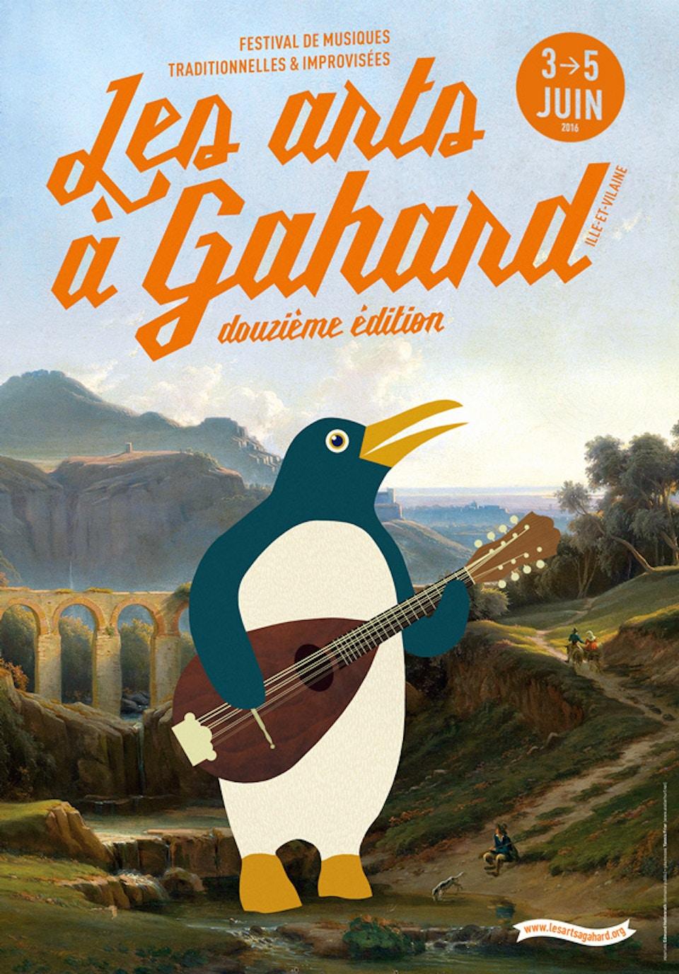 Les arts à Gahard #12 [2016]