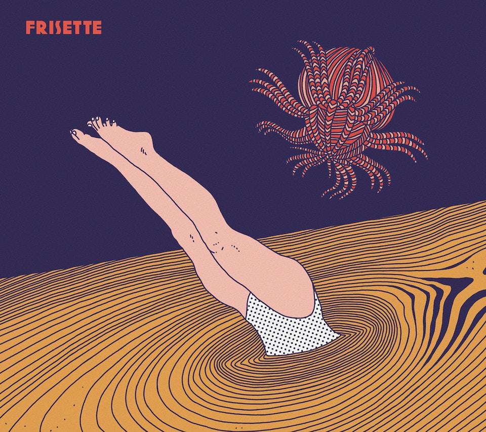 Frisette | Grand Chahut Collectif, Crest [2017]
