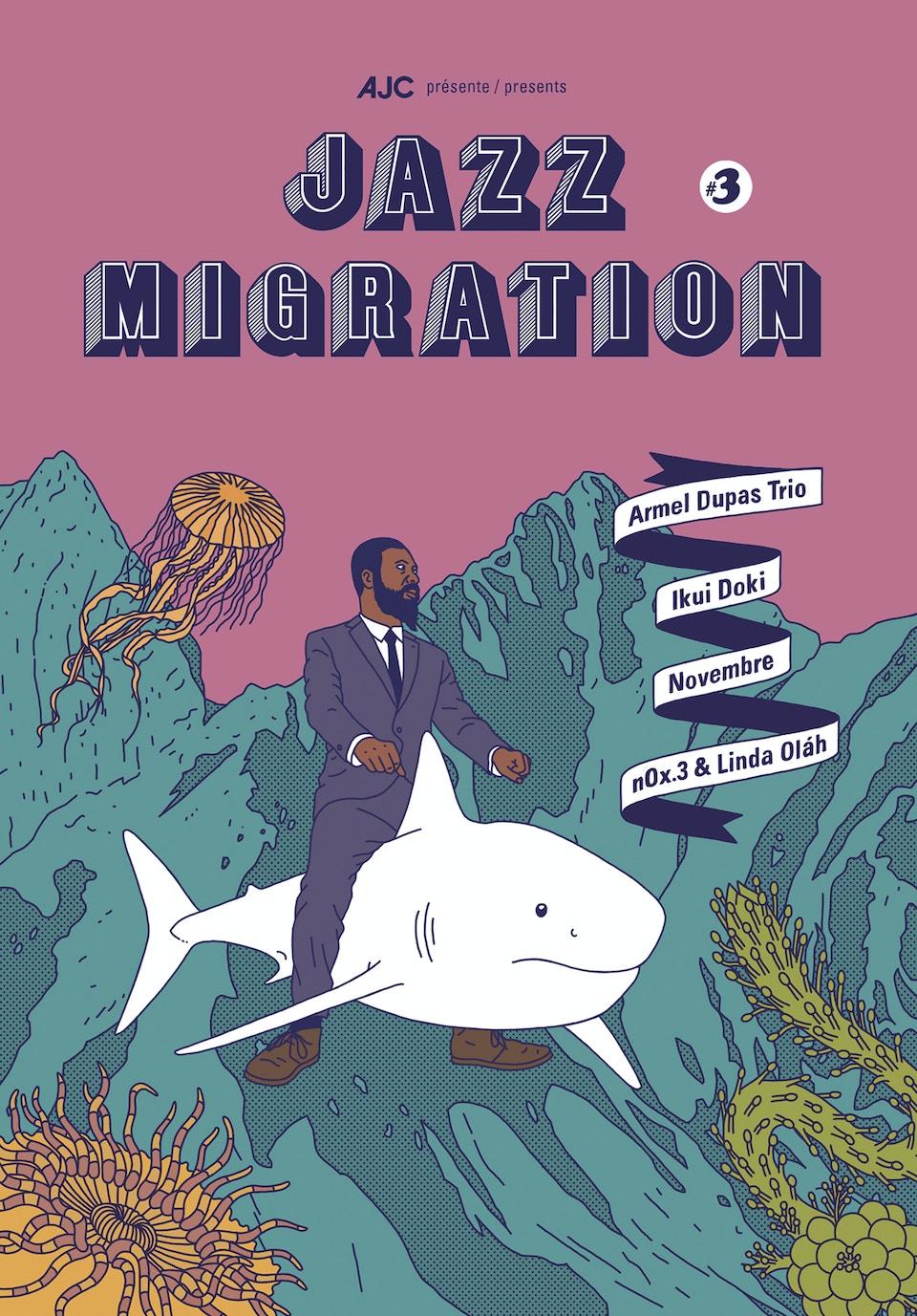 Jazz Migration #3 [2017]