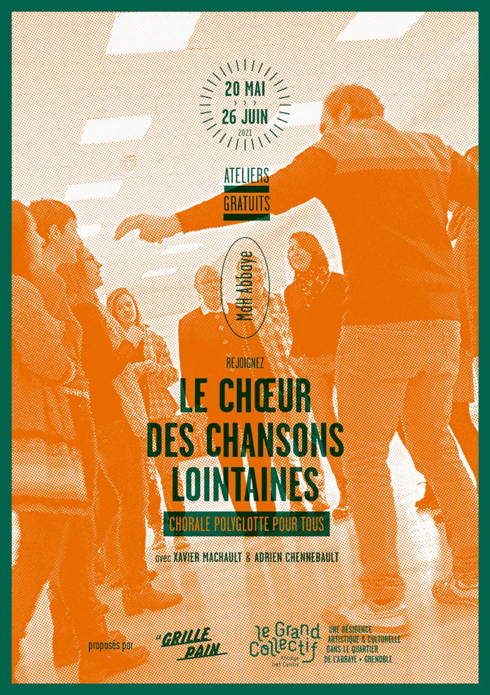 Le Grand Collectif | Grenoble [2021]