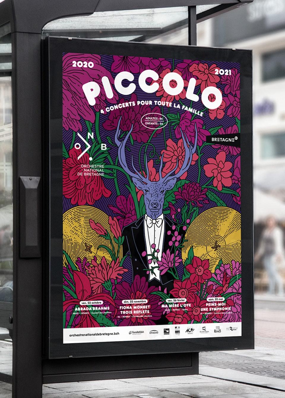 Piccolo | Orchestre National de Bretagne, Rennes [2020]