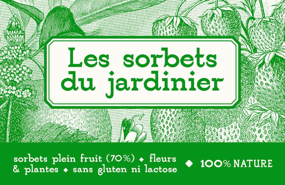 Les sorbets du jardinier | Saillans [2019]