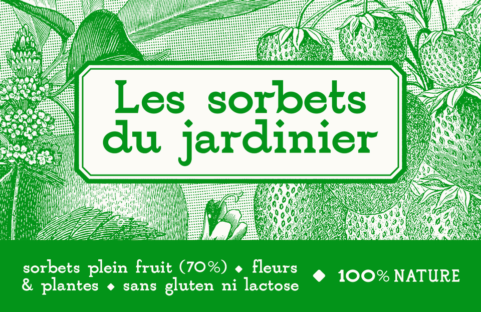 Les sorbets du jardinier [2019]