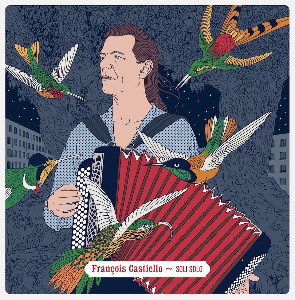 François Castiello | La Curieuse, Chabeuil [2017]