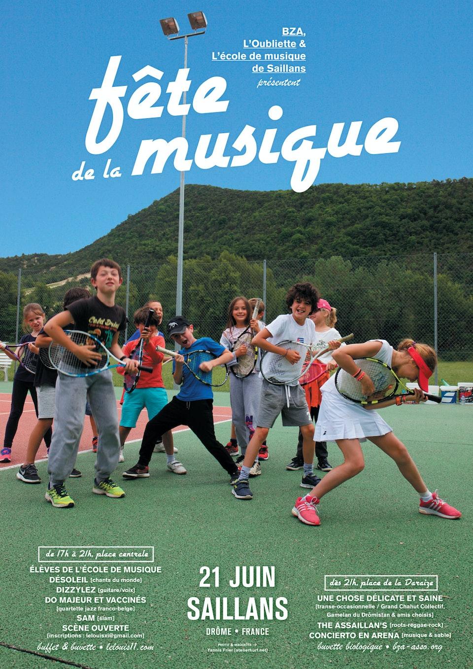 Fête de la musique [2017]