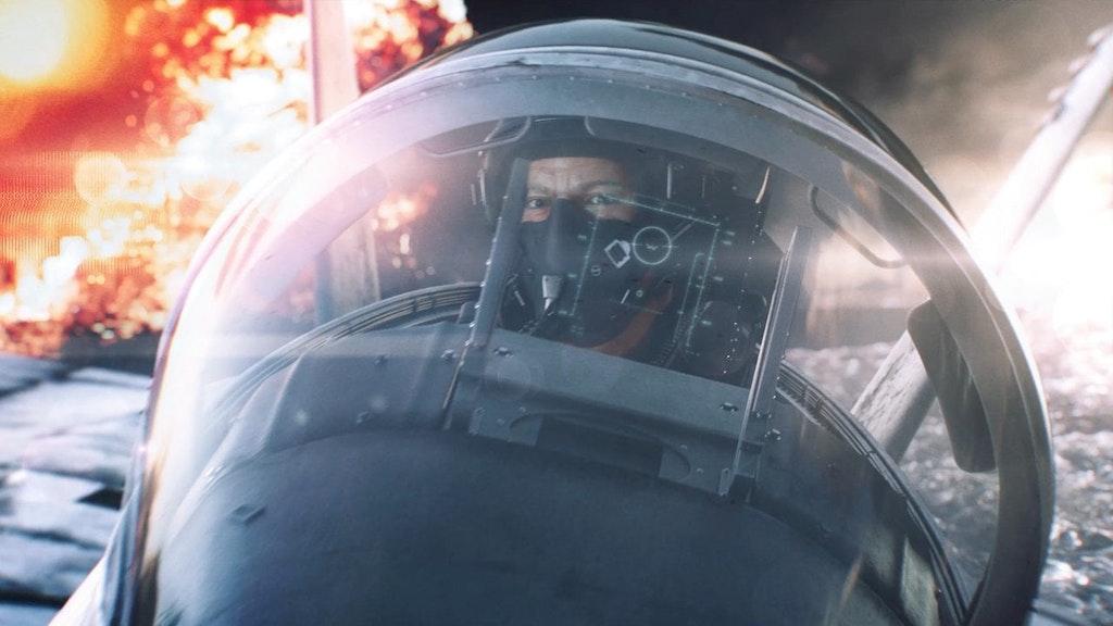 Battlefield 4 intro