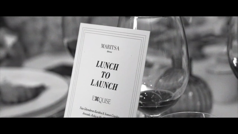 LUNCH TO LAUNCH by Maritsa