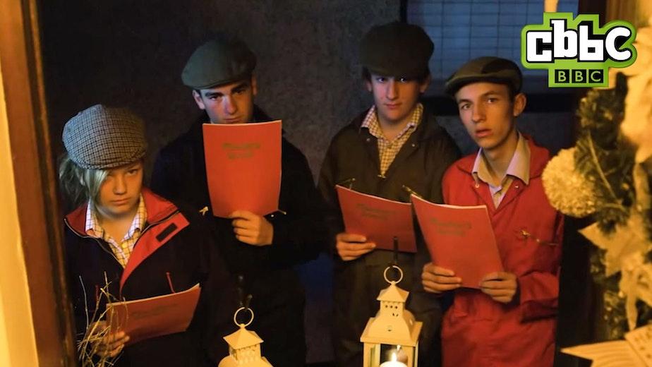 The Mucker's Christmas Song - CBBC
