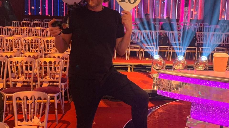 Strictly Come Dancing 2019/20 (Self shooting VT Director)