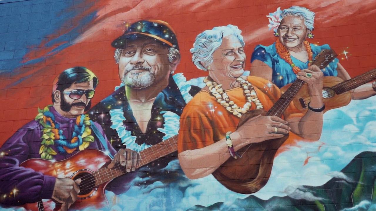 Mele Murals | Waimānalo