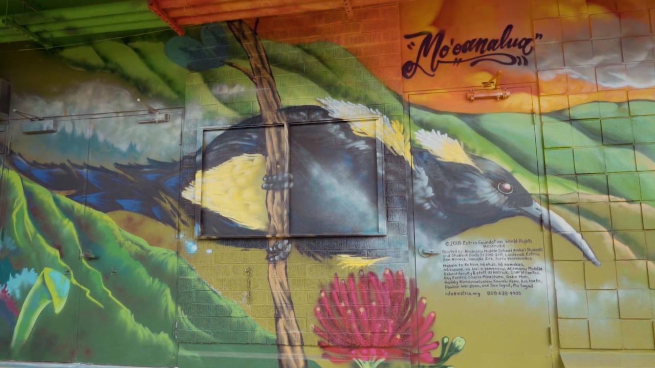 Moʻoanalua | Mele Murals