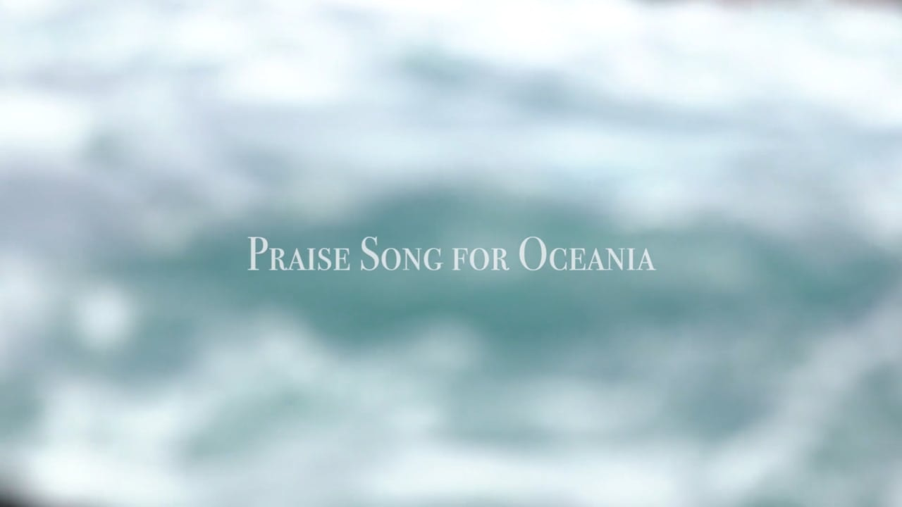 Praise Song For Oceania - Craig Santos Perez