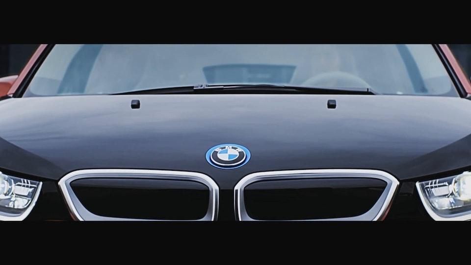 BMW i3 - Revolution On The Road