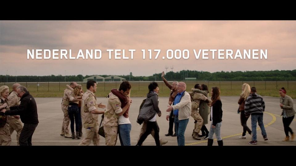 Nederlandse Veteranendag 2016 - TVC
