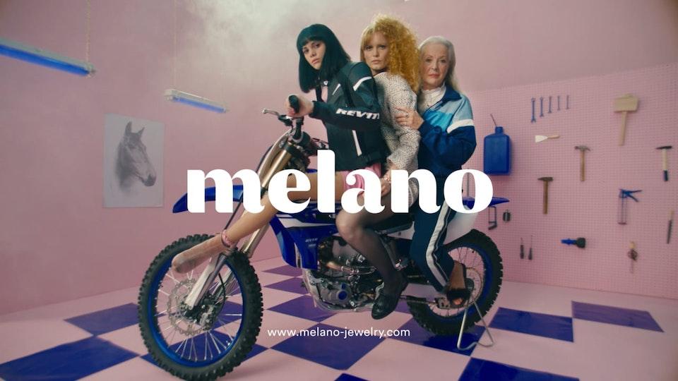 MELANO JEWELRY - BRANDFILM