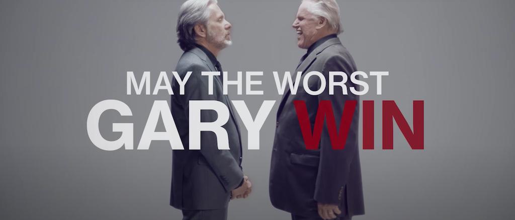 HITMAN - Gary Busey Vs Gary Cole