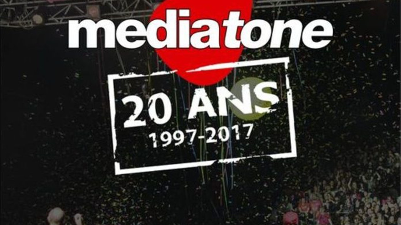 MEDIATONE : 20 ANS D'ACTIVISME MUSICAL