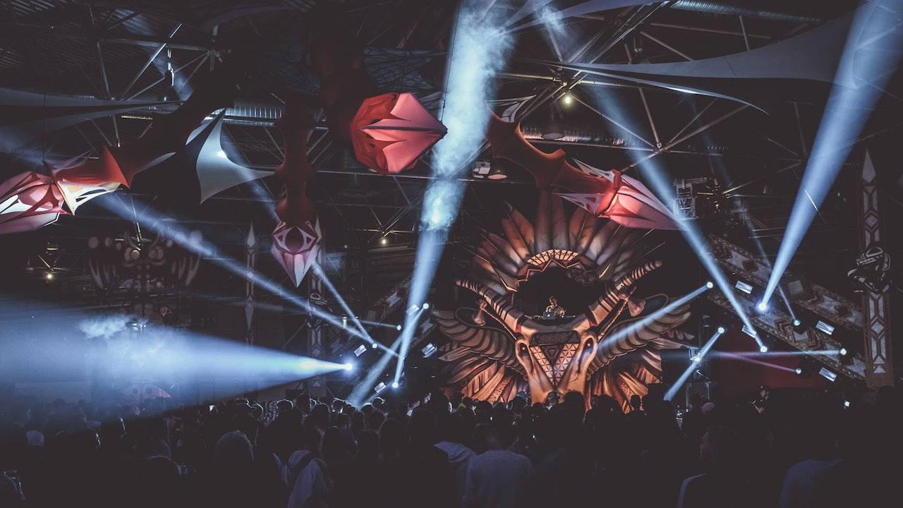HADRA STAGE (HYPNOTIK FESTIVAL 2018)
