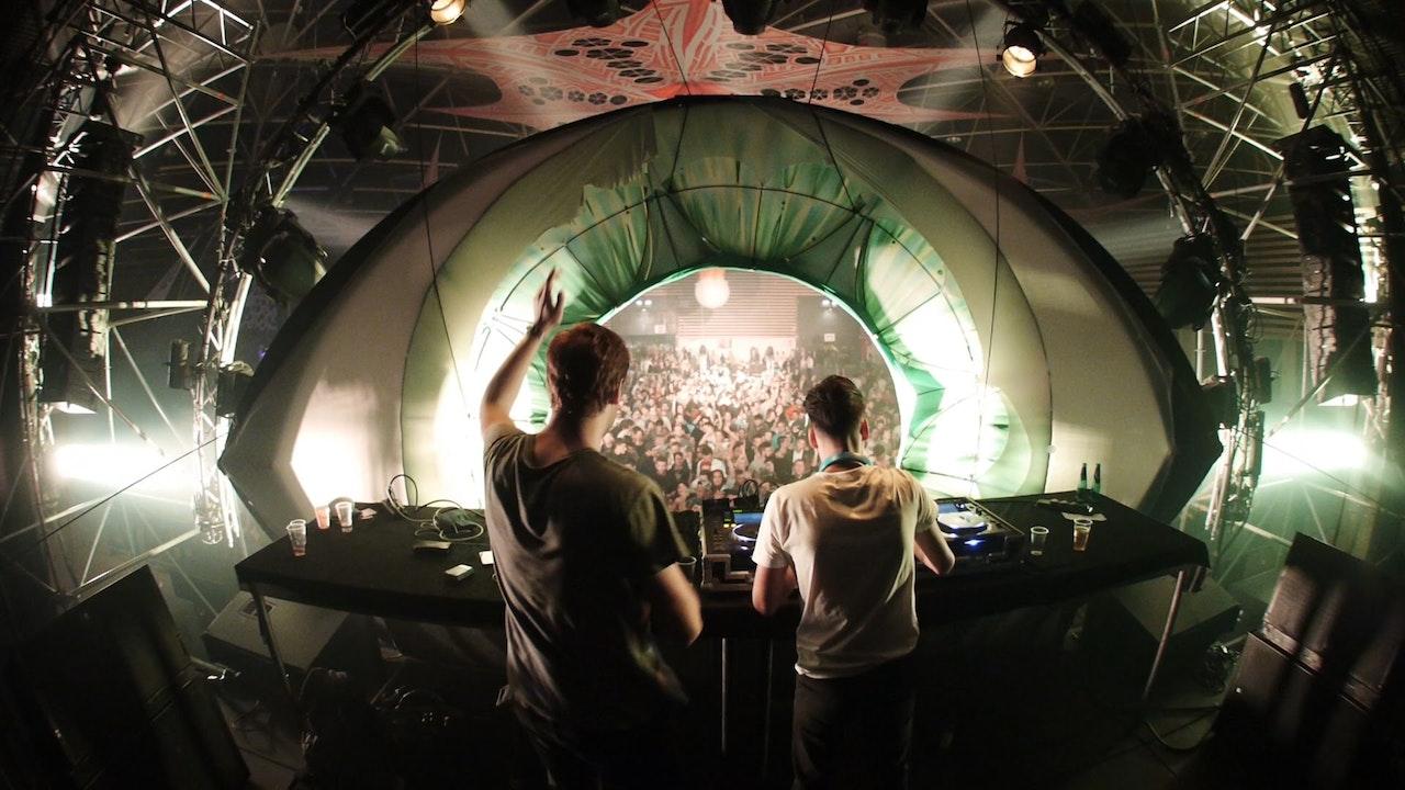 HADRA STAGE (HYPNOTIK FESTIVAL 2015)