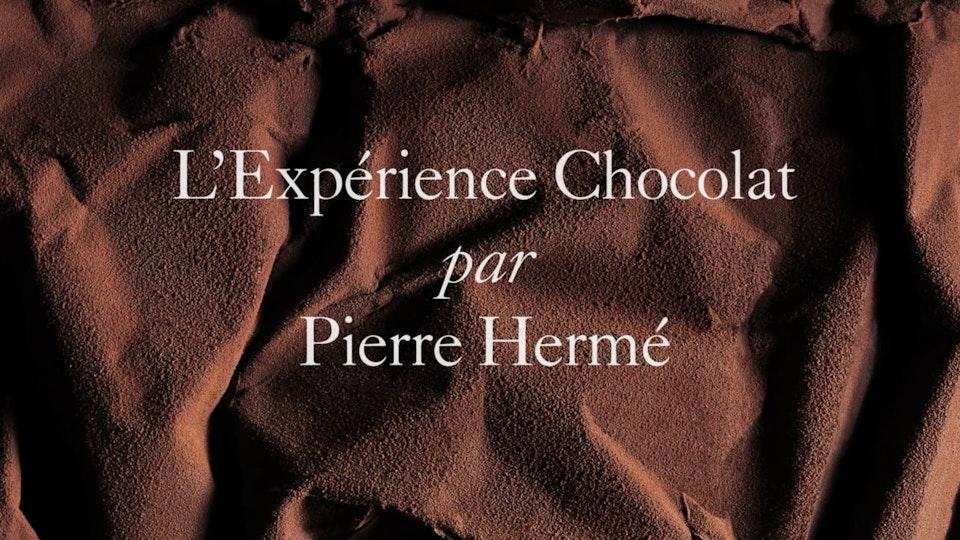 PIERRE HERME PARIS - L'expérience Chocolat