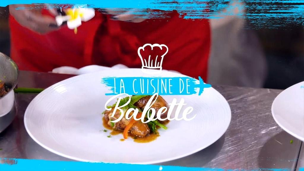 MY CUISINE - La Cuisine de Babette