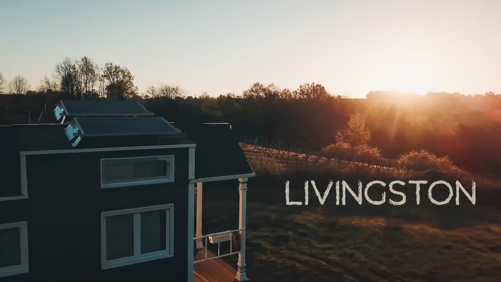 LIVINGSTONE - Tiny House