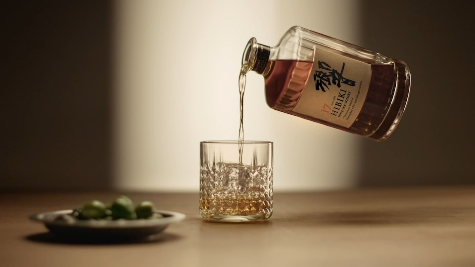CINEMAGRAPH WHISKY