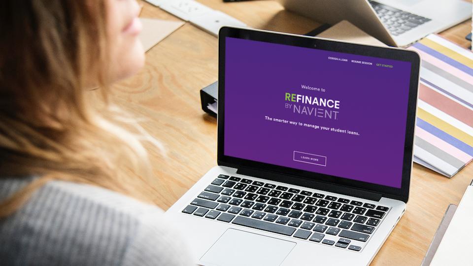 UX   ER - REFINANCE: Student Loan Consolidation