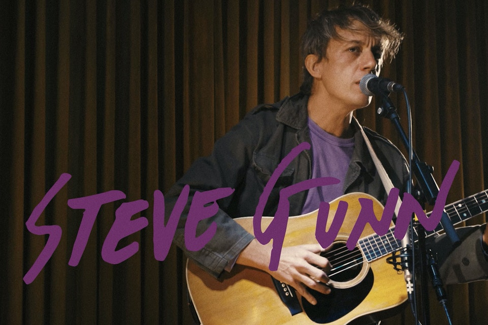 steve gunn live at gold-diggers - coming soon