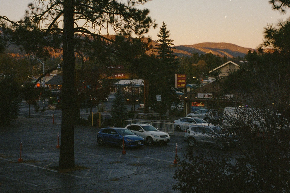 photo journal: big bear -