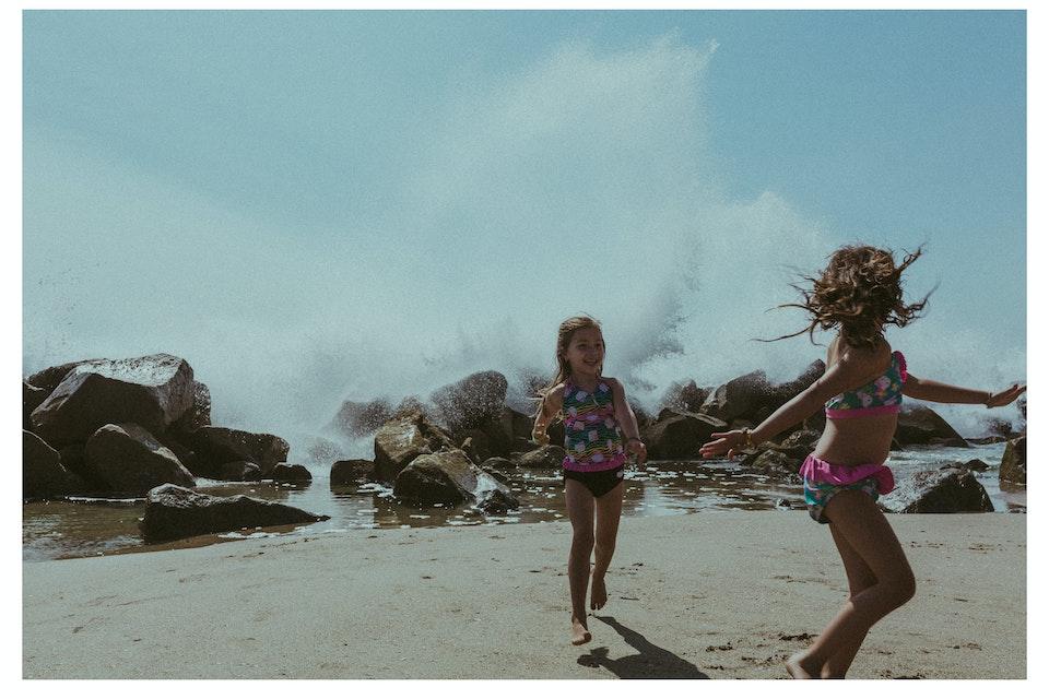 photo journal: on a beach