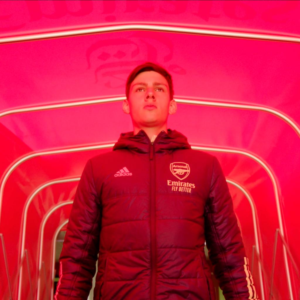 Arsenal FC x Octopus Energy