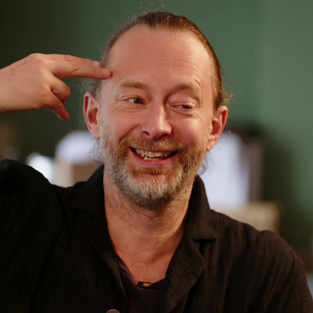 Thom Yorke - ANIMA | Interview
