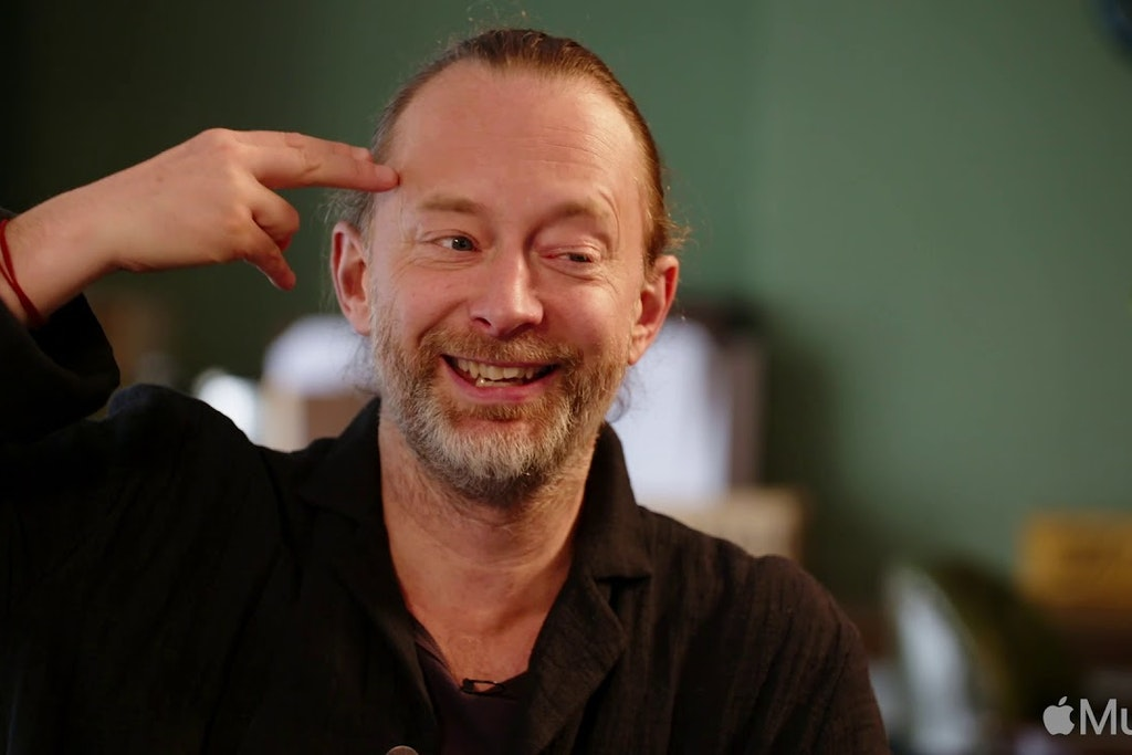 Thom Yorke: ANIMA | Interview