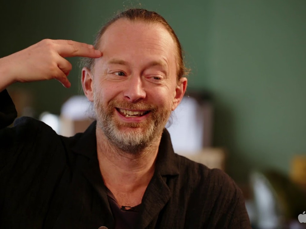 Thom Yorke: ANIMA | Interview