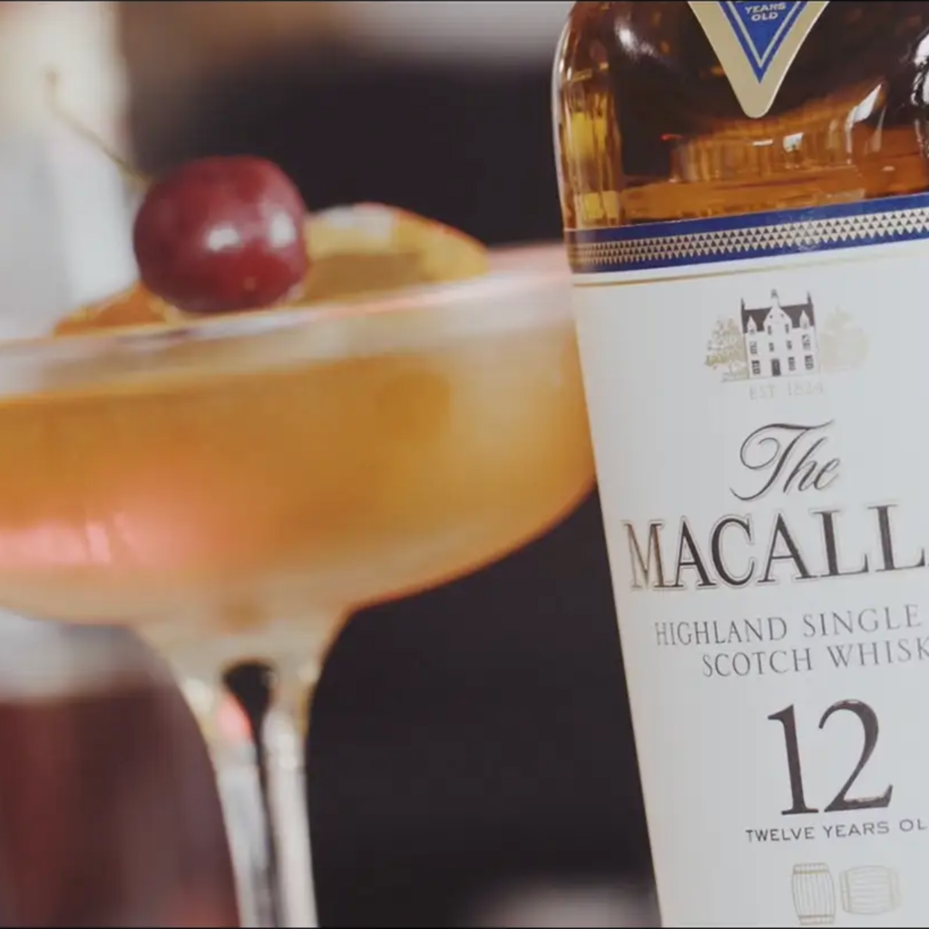 THE MACALLAN - WHISKEY COCKTAILS   COMMERCIAL