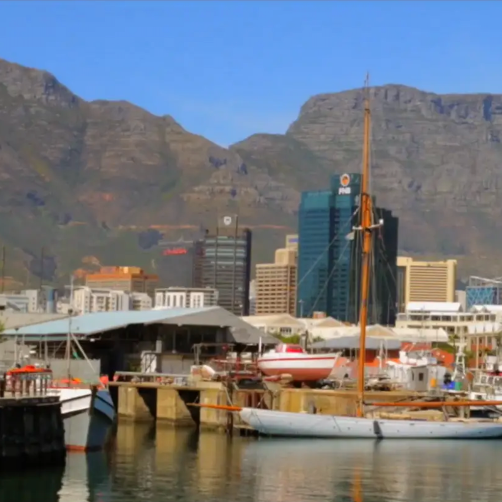 ROAD TO SA (CAPE TOWN) | DOCUMENTARY