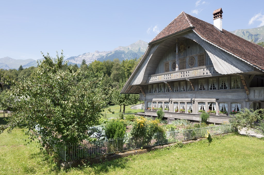 Ballenberg - Schulthess Gartenpreis