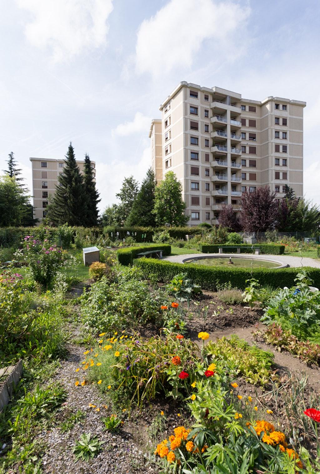 Lausanne - Schulthess Gartenpreis