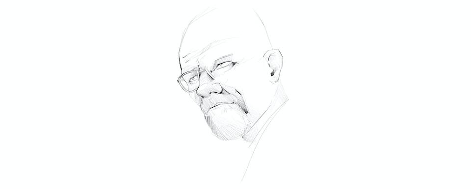 Sketchbook 3 -