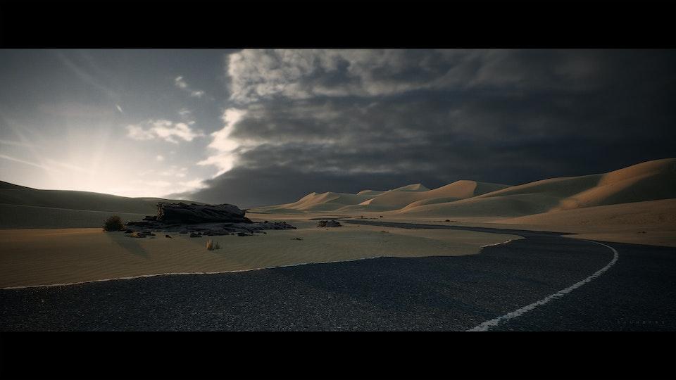 Unreal Engine - Cam 3 -