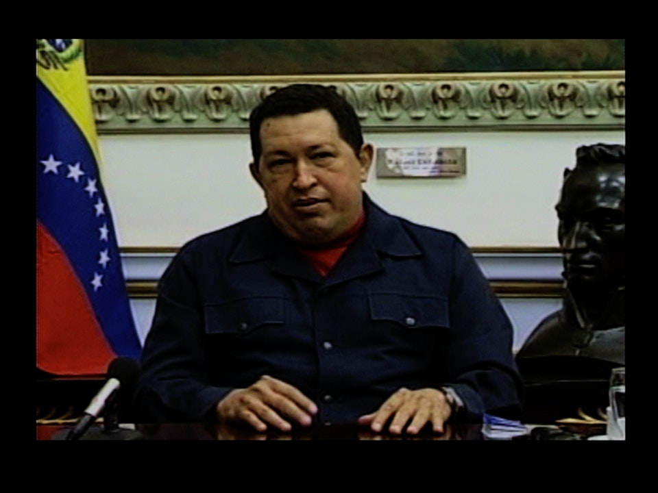 Hugo Chavez's Last Election