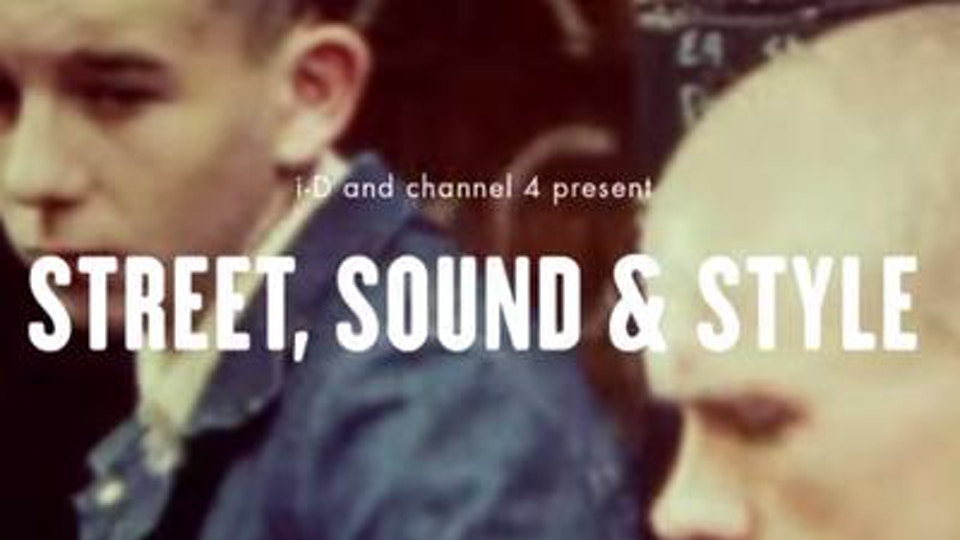 Channel 4 & ID - Street, Sound & Style