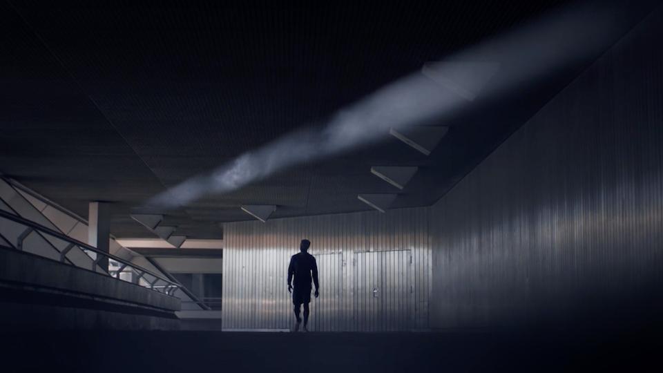 Nike - Reece Prescod, A Portrait of Speed
