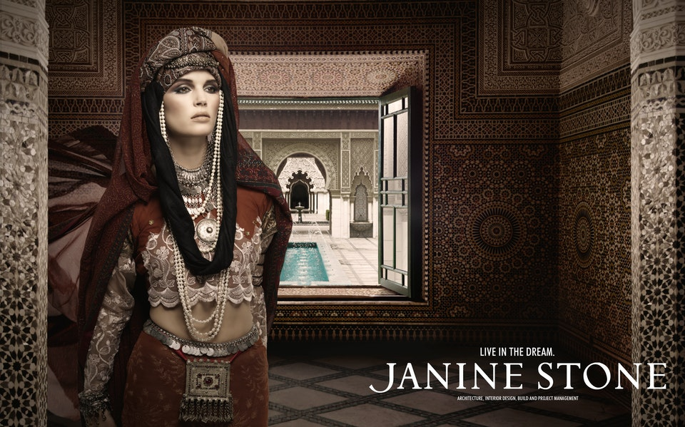 Janine Stone -