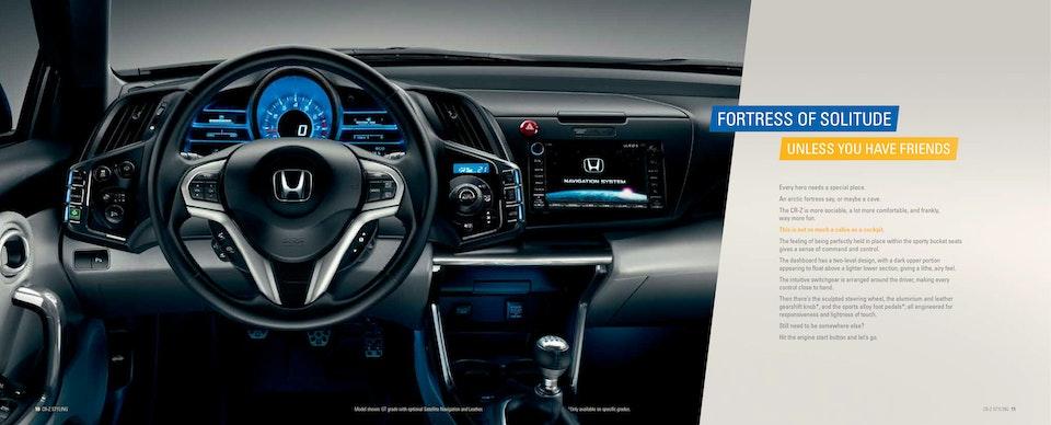 Honda CR-Z -