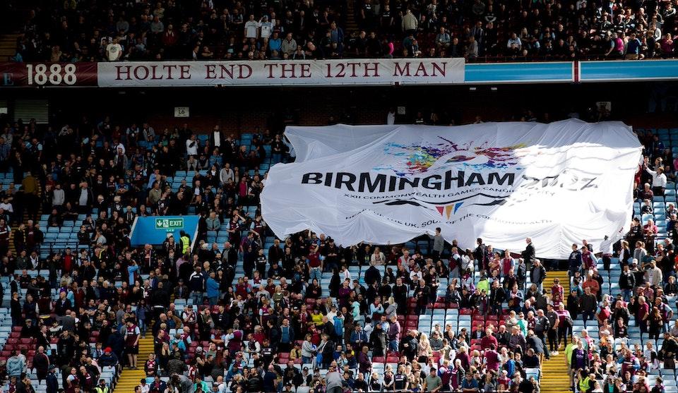 Birmingham 2022 -