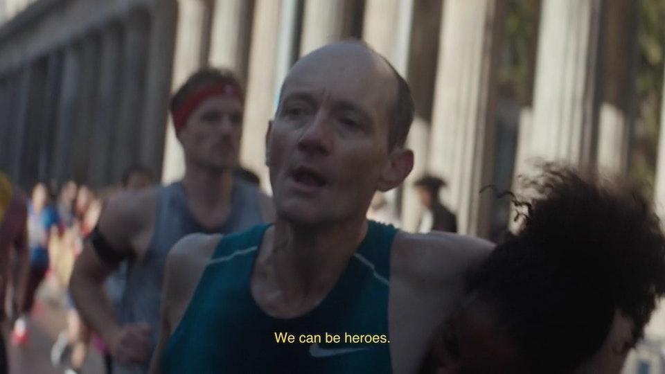 Nike. Helden