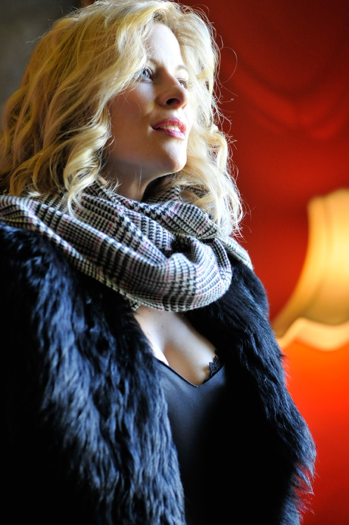 Cashmere scarf -